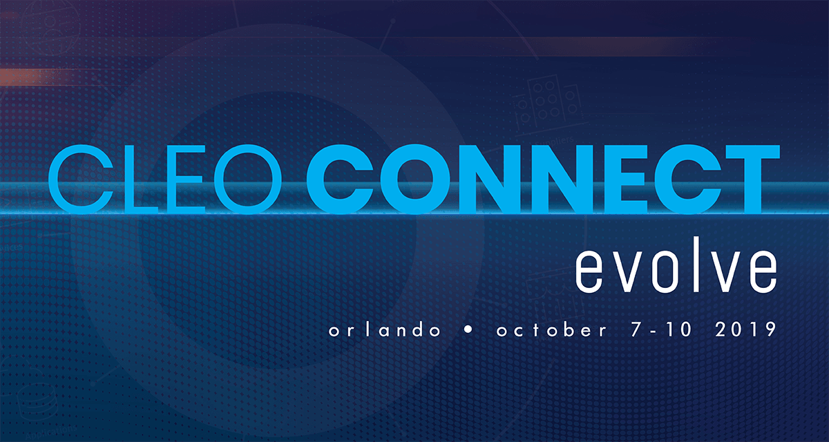 Cleo Connect 2019 Logo