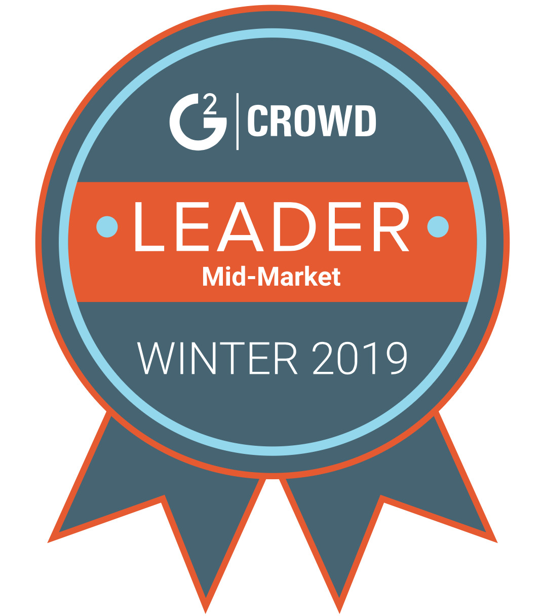 G2 Crowd Winter 2018 EDI Leader Badge