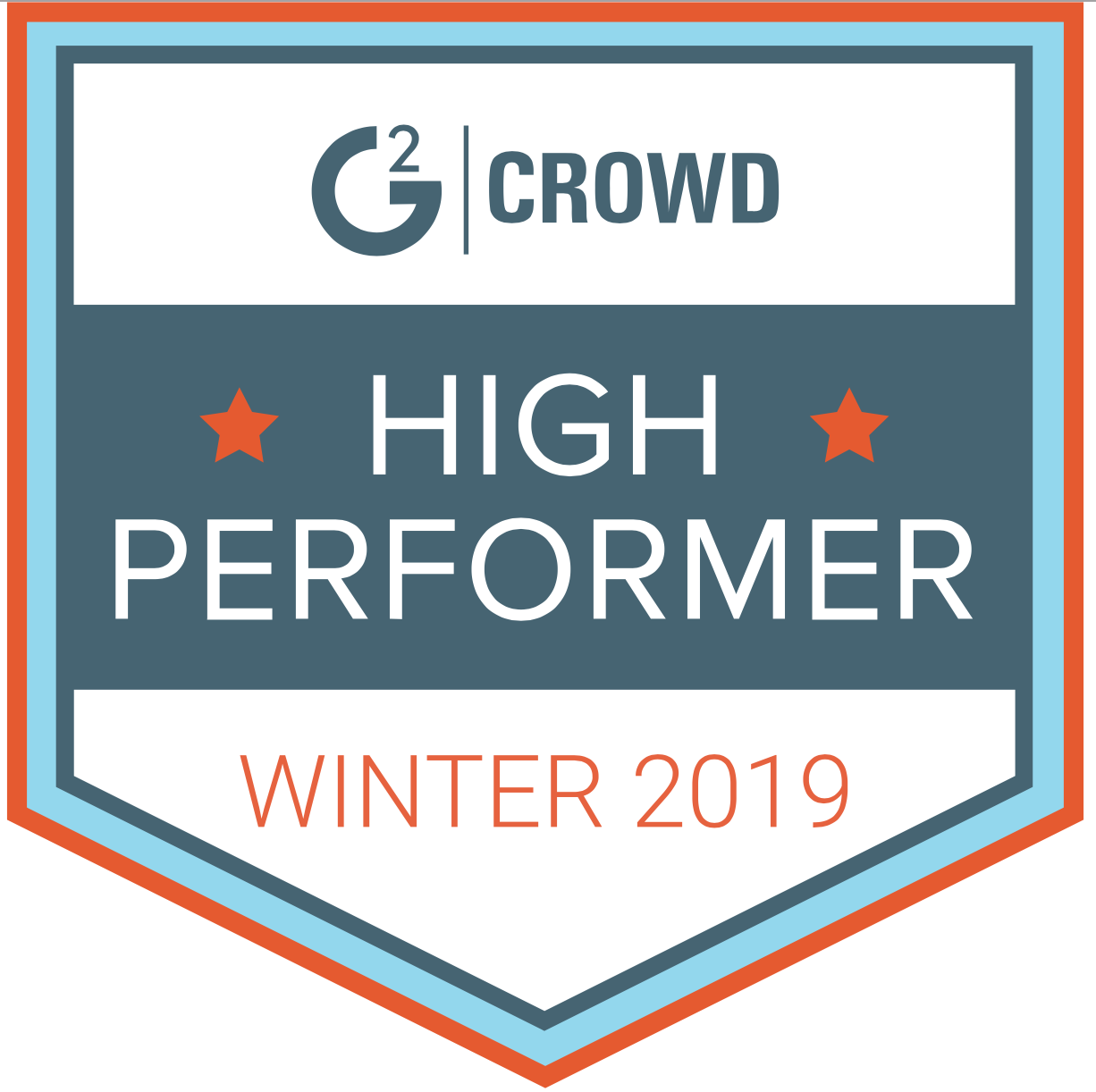 Cleo G2 Crowd iPaaS Badge Winter 2018