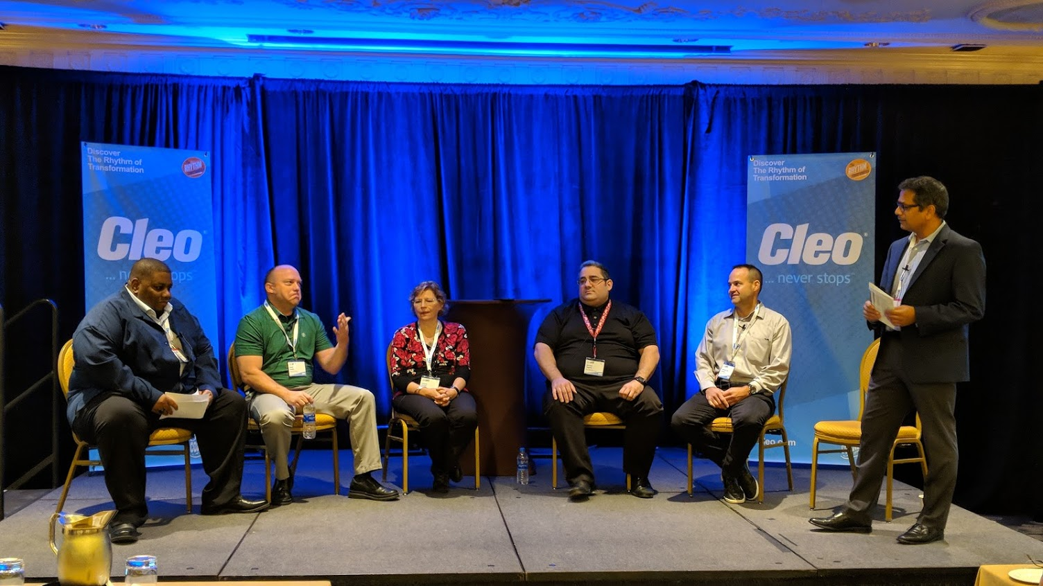 Cleo Connect in Nashville Panel of Integration Experts