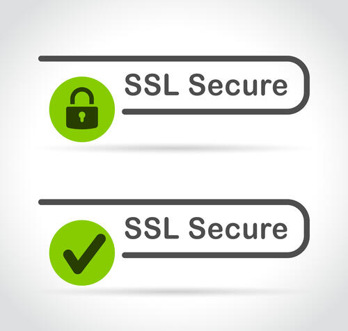 Using two-way authentication in SSL is just becoming more prevalent.