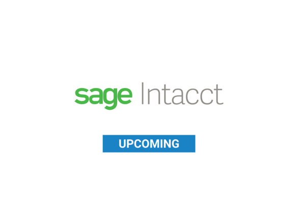 Sage Intacct Integration Connector from Cleo