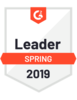 Cleo G2 Crowd Badge Spring 2019